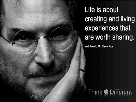 Oct 2011: Steve Jobs, A Master Thinker | A Year in 12 Posts | Scoop.it