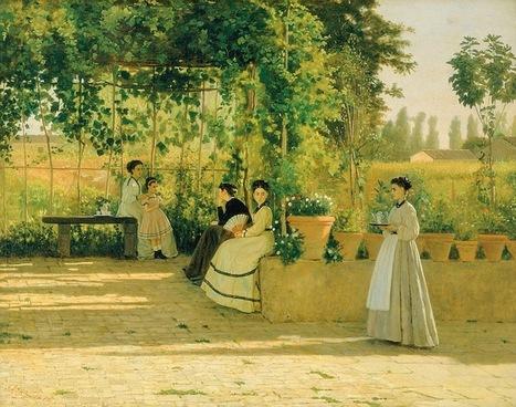 Au musée de l'Orangerie, la douceur de peindre des macchiaioli | Impressionnisme | Scoop.it