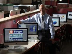 Social media find place in classroom - USATODAY.com | Social Networking Case Studies | Scoop.it