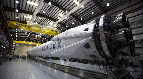 U.S. Air Force to Award Integration Studies to SpaceX | SpaceNews.com | The NewSpace Daily | Scoop.it
