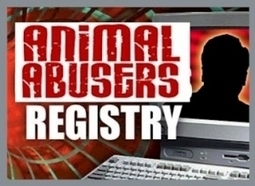 Animal Abuser Registry Laws: NY is First, but Shouldn't all States ... | Animal Cruelty | Scoop.it