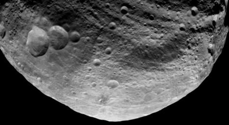 NASA's Dawn's Spacecraft Views Dark Side of Vesta - NASA Jet Propulsion Laboratory | Planets, Stars, rockets and Space | Scoop.it