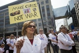 American Science Struggles Through Budget Cuts   Higher Education and academic research   Scoop.it