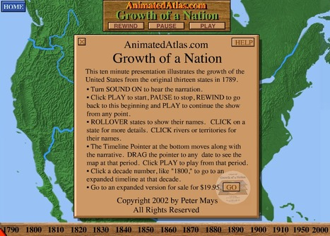 """American History: """"Growth of a Nation"""" 