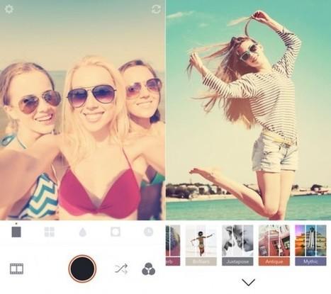 L'application Retrica devient entièrement gratuite | geeko | Retouches et effets photos en ligne | Scoop.it