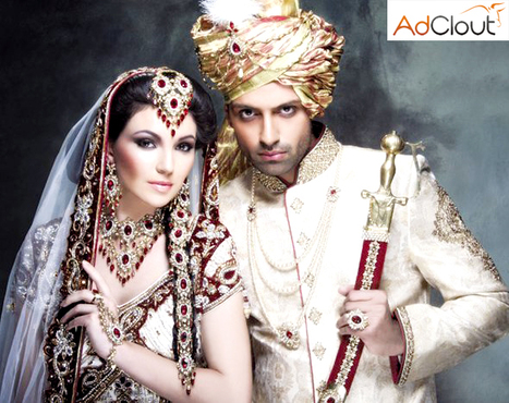 AdClout Blog | Types of Wedding Dresses for Pakistani Grooms and Bridal | Evening Dress | Scoop.it