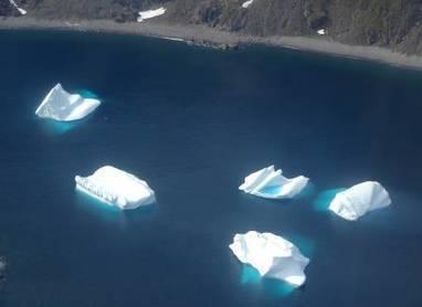 Nouveau record de fonte de la banquise arctique - notre-planete.info | ON-ZeGreen | Scoop.it