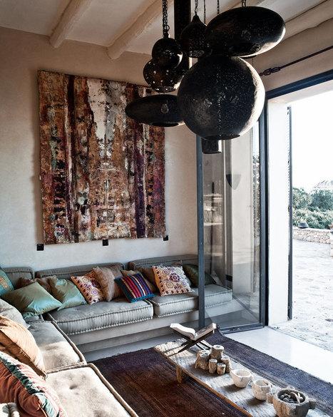 Une finca rénovée à Majorque | PLANETE DECO a homes world | Céka décore | Scoop.it