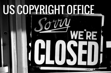 Government Shutdown Affects U.S. Copyright Office | Industry News | Scoop.it