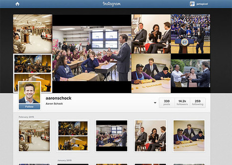 Congressman's Instagram Photos Reveal Misuse of Taxpayer Money | xposing world of Photography & Design | Scoop.it