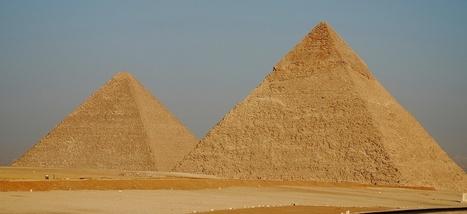La chaussée souterraine de la grande pyramide de Gizeh a été découverte | Merveilles - Marvels | Scoop.it
