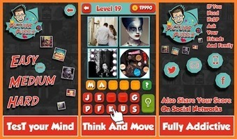 MobileAppsGallery Release Picture Word Quiz iPhone Game Source Code | iPhone App Source Code | Scoop.it