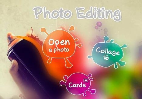 Un increíble editor de fotos multiplataforma que permite hacer collages | MECIX | Scoop.it