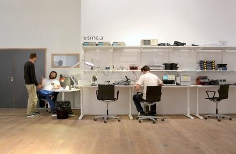 Objets connectés: un atelier géant pour accélérer le prototypage, idees de business | Plateformes Digitales d'Expérimentations | Scoop.it