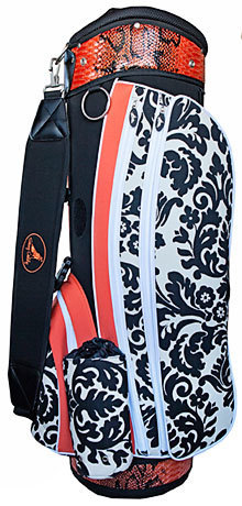 Sassy Caddy Ladies Golf Cart Bags - Savvy Lori's Golf Shoppe | Golf Bags | Scoop.it