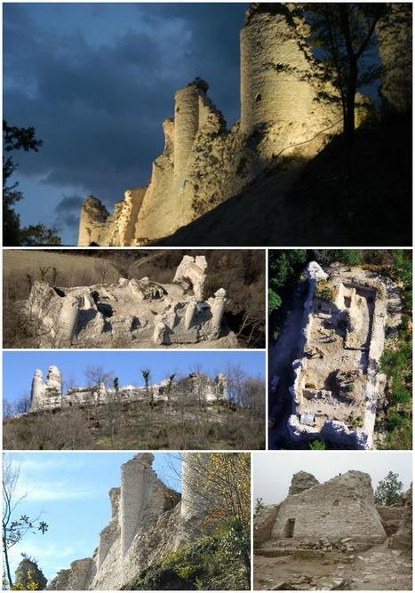 Il Castello di Roccacolonnalta - La rinascita di un Monumento   Le Marche un'altra Italia   Scoop.it