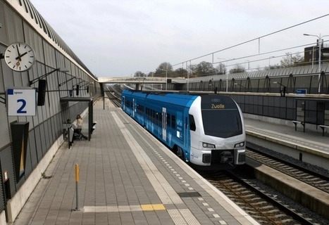 Stadler to supply Flirt EMUs for Dutch operators   EricJ 's Railway Topics   Scoop.it