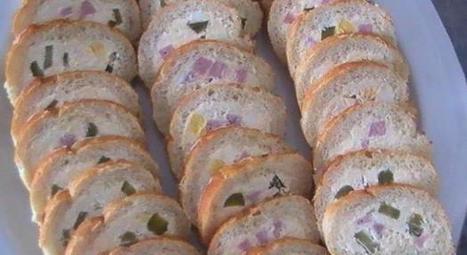 Recette complète - Baguette farcie - Proposée par 750 grammes   picnic   Scoop.it