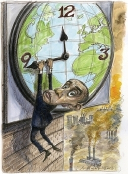 Obama's Climate Challenge   Politics News   Rolling Stone   Sustain Our Earth   Scoop.it