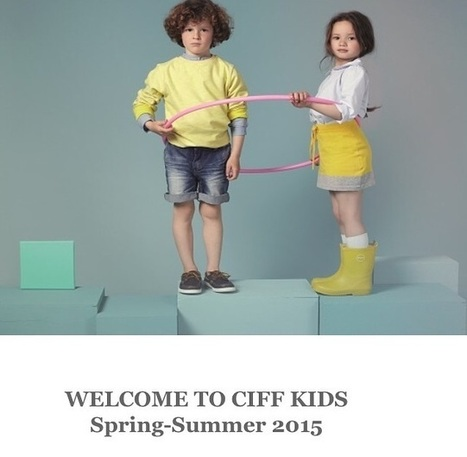 THOUGHTS AND CIFF KIDS COPENHAGEN | Sissi World | Kids fahion | Scoop.it