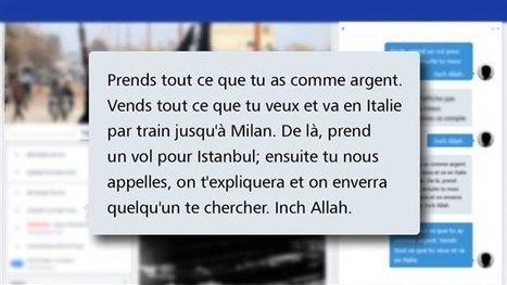 Les réseaux sociaux, là où naissent des djihadistes | L'actualité des réseaux sociaux | Scoop.it