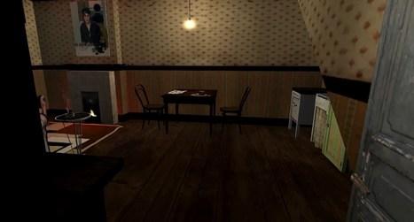 Second Life Oculus Rift Ready!   Art, Science, Technologie et Mondes Virtuels   Scoop.it