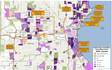 Mapping the possibilities with GIS technology - Milwaukee Journal Sentinel | GIS | Scoop.it