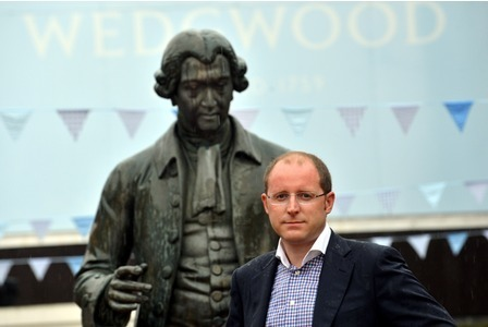 29th Jun: Pottery giant Wedgwood unveils £25 million investment in Stoke-on-Trent | Stoke-on-Trent & North Staffordshire | Scoop.it