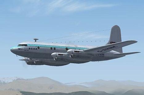 Avro tudor FSX FS2004 - Les avions de chasse et l'aviation | Fan d'aviation | Scoop.it