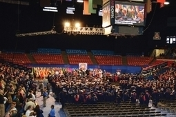 Rising attendance brings changes to UA's spring commencement ceremony | Arizona Daily Wildcat | CALS in the News | Scoop.it