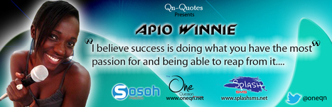 Apio Winnie-Qn Quotes - The One Question Network | Interactive marketing | Scoop.it