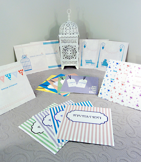 AdelaRosa   Plan Your Perfect Wedding   The UK's best monthly wedding magazine   AdelaRosa Wedding Invitation Stationery   Scoop.it