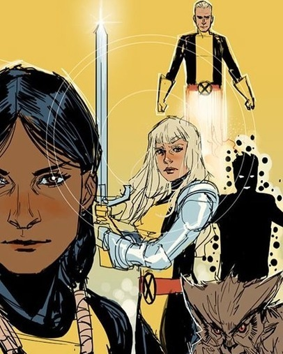 'X-MEN: THE NEW MUTANTS' Director Reveals Who'll Be On The Team! | Discover Your Inner Geek | Scoop.it