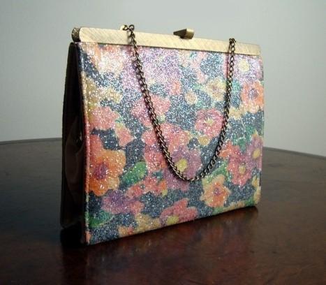 1960's Evening Bag | Fashion | Scoop.it