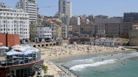 Marseille : aux Catalans, on nage toujours en eaux troubles | L'eau sous toutes ses formes | Scoop.it