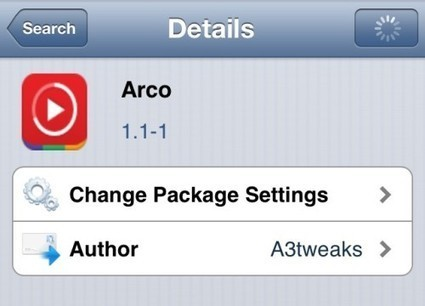 'Arco' is a great tweak for a greater cause | Jailbreak News, Guides, Tutorials | Scoop.it