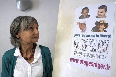 Otages du Sahel : trois ans d'un interminable calvaire - Libération | Droits de l'Homme et Compagnie | Scoop.it