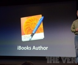 iBooks Author: Apple's Mac app to help you make textbooks | Learning, Teaching & Leading Today | Scoop.it