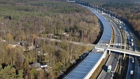 Bélgica presume la primera línea ferroviaria impulsada con energía solar - PlanetaCNN, canal - planetacnn -  CNNMexico.com | Ecologia | Scoop.it