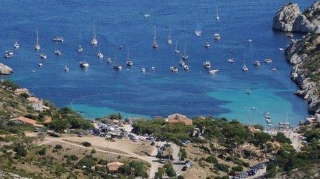 Calanques : un Parc national à deux vitesses - La Provence | Parc National des Calanques, actualites et WEB TV du parc | Scoop.it