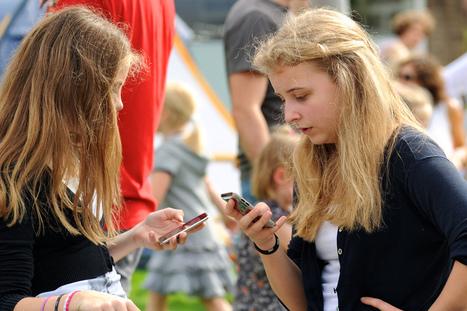 Tieners en online privacy | Mediawijs worden? | Scoop.it