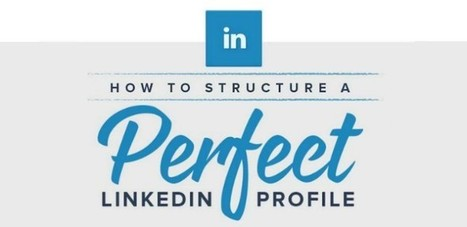 Comment créer le profil LinkedIn parfait ? | Stratégie Marketing et E-Réputation | Scoop.it