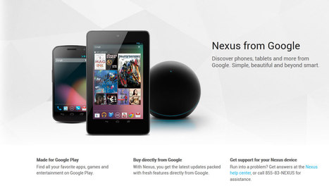 Google Nexus Q: Simple, Sleek, Sexy And Made In The USA | Social on the GO!!! | Scoop.it