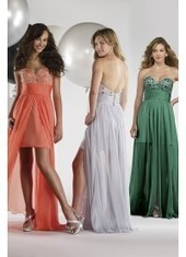Asymmetrical Sweetheart Short Party Dress Ppli0003 for $459 | wedding and event | Scoop.it