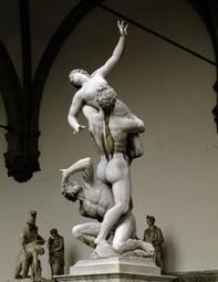 El Rapto de las Sabinas de Giambologna | La guía de Historia del Arte | Las tics y  la historia del arte | Scoop.it