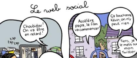 Quel lien entre le web social et la formation en ligne ? | Speedernet elearning | Formation et éducation | Scoop.it