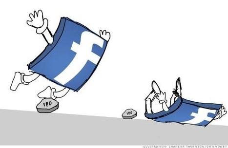 Facebook does a face-plant - CNNMoney | Social Media Marketing Australia | Scoop.it