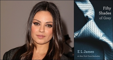 Grey Swan: Did Mila Kunis Just Snag the Starring Role in 'Fifty Shades'? | Show Prep | Scoop.it