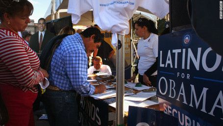 Latino boom makes Orlando proving ground for Obama | Geography Education | Scoop.it