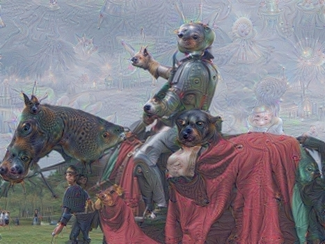 Snapshots of an AI's Psychedelic 'Dreams' | Archivance - Miscellanées | Scoop.it